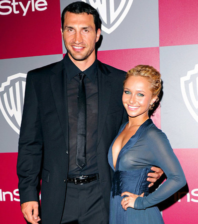 How Did Hayden Panettiere & Wladmir Klitschko Meet? | Celebrity | Scoop.it