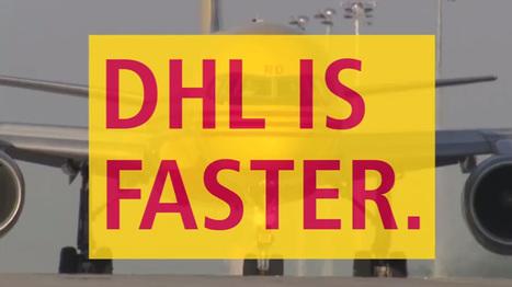DHL trolle ses concurrents | Publicité | Scoop.it