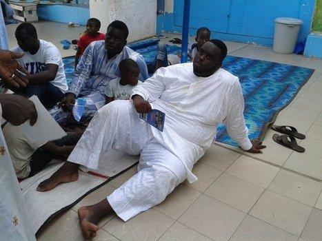 Audio : Le fils de Macky Sall ne supporterait pas la prison   SEN360.FR   Actualité au Sénégal   Scoop.it