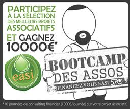 """Groupe 570 et ses partenaires lancent le """"Bootcamp des assos"""" « Blog 570 easi   Actualité de 570 easi   Scoop.it"""