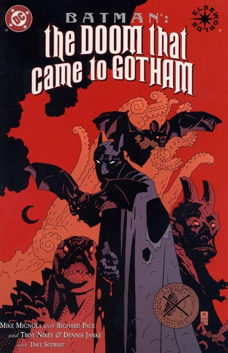 A list of Lovecraftian comics and graphic novels - part one | Gothic Literature | Scoop.it