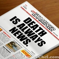 Create your own Newspaper headline! | Creating Newspapers in the Classroom | Scoop.it