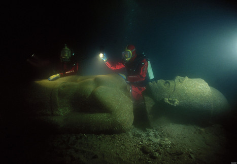 LOOK: Lost Sunken City Revealed | Places of Peace | Scoop.it