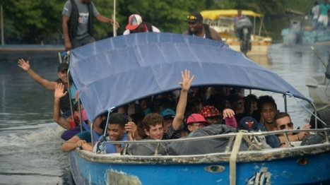 Panama agrees to help migrants head on for US | Terrorists | Scoop.it