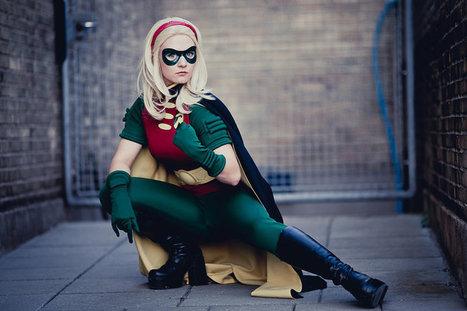 Robin - 'Best of' CosplayCollection - News - GeekTyrant | Geek On | Scoop.it