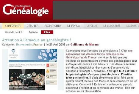 Arnaque | Ma Bretagne | Scoop.it