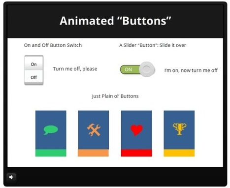 Button It Up with Storyline 2 | elearning stuff | Scoop.it
