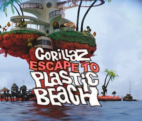 Play Gorillaz Escape To Plastic Beach | Online Web Games | Scoop.it
