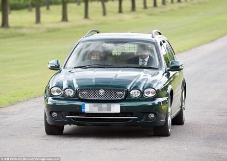 Jaguar Lucas Batteries-The Queen sells her seven-year-old Jaguar for £15,000 | Hydrogen powered cars | Scoop.it