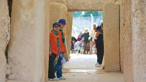 Children's Day at the temples - timesofmalta.com | Archaeology News | Scoop.it