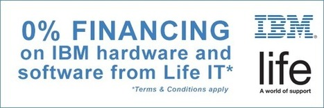 0% Financing on IBM Hardware and Software! - Life IT Blog | IT | Scoop.it