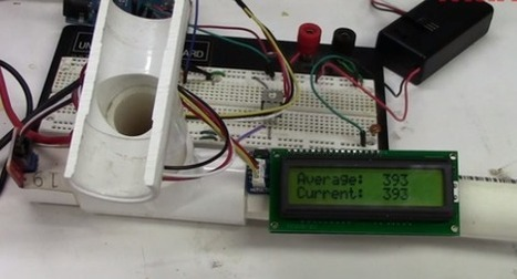 Projects With Ryan Slaugh: DIY gas Leak Detector | Open Source Hardware News | Scoop.it