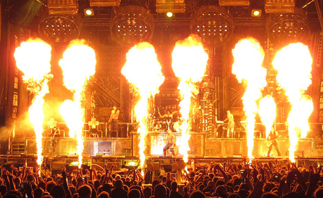 Rammstein, premier nom des Charrues | Sourdoreille | News musique | Scoop.it
