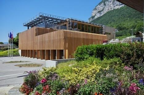 Construire en bois des Alpes ne coûte pas plus cher - Economie | Développement économique local | Scoop.it