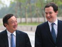 Osborne visit sees Huawei open new UK R&D centre | News | Scoop.it