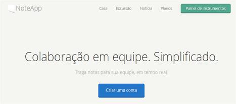 NoteApp - Simple, Collaborative Notetaking | https://noteapp.com | TecEdu Projeto Vida | Scoop.it