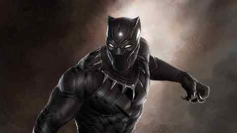 DIY Black Panther Costume From Captain America:Civil War | Hollywood Update News | Scoop.it