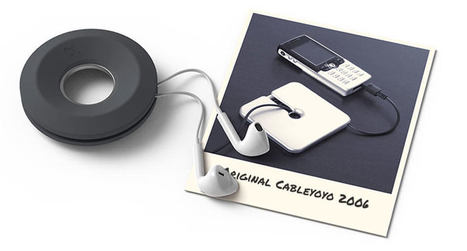 Cableyoyo, an earbud cable management   Smartphone Stuffs   Scoop.it