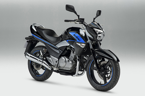 Suzuki Announce New Special Editions | Motorcycle Industry News | Scoop.it