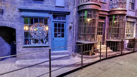 Harry Potter's Diagon Alley Is Now on Google Street View | Harry Potter | Scoop.it