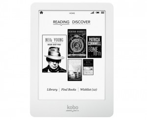 Kobo Adds Updated Tablet, E-Reader Light and 5-inch Reader to Lineup | Gadget Lab | Wired.com | Ebøker i bibliotek | Scoop.it
