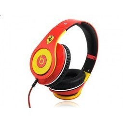 Limited Edition Monster Beats By Dr Dre Studio Red Yellow Ferrari MB122 | cheap ferrari beats by dre | Scoop.it