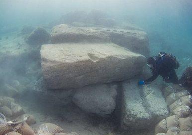 Grecia: El antiguo puerto de Corinto sale a la luz   EURICLEA   Scoop.it