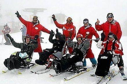 Le ski pour tous avec Handikraft - L'indépendant.fr | monitrices de ski et moniteurs | Scoop.it