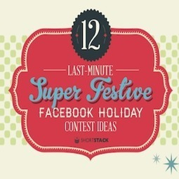 Super Festive Facebook Holiday Contest Ideas | Social Media Today | Entrepreneurship, Innovation | Scoop.it