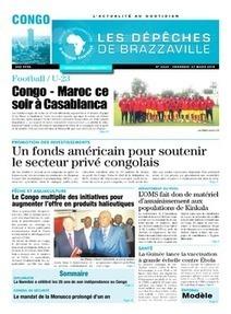 Presse : le journal du Vatican accueille sa première rédactrice congolaise | CONGOPOSITIF | Scoop.it