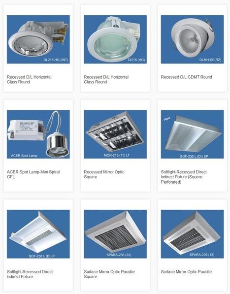 Compact Lighting- Buy Online Energy-Saving Commercial LED Lighting Conveniently | Commercial Luminaires | Scoop.it