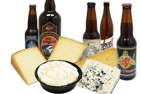 Accords Bières et fromages – Avril 2014 - Bières et Plaisirs | TRADOPTIMUM | Scoop.it