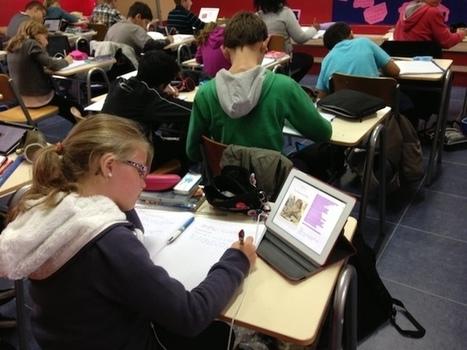 L'Evaluation sur tablette | Numérique & pédagogie | Scoop.it