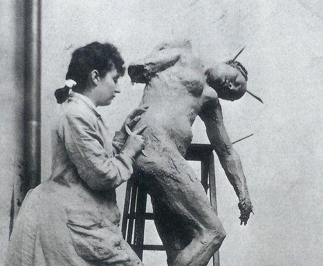 Domaine public : Camille Claudel en 3D sur ta cheminée   Publics, Médiations, Cultures   Scoop.it