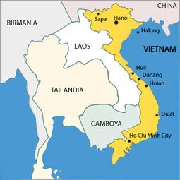 El Tiempo en Vietnam - Vietnamitas en Madrid   Vietnam   Scoop.it