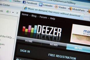 Deezer s'appuie sur l'Inria pour personnaliser son offre et conquérir le marché américain   Le web la vie et le reste   Scoop.it
