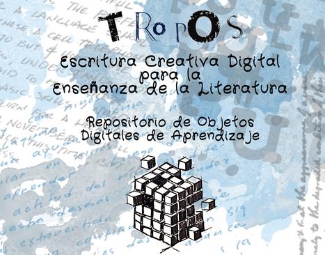 TROPOS. Biblioteca de Escritura Creativa Digital | Red Profesional de Bibliotecas Escolares de Granada | Scoop.it