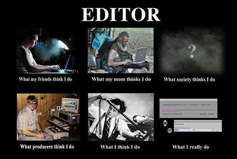 Editor | What I really do | Scoop.it