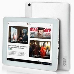 Vice Tablet Features Android ICS, Multi-touch Display, Quad Core, 2GB RAM | Cool Gadgets and Technology News | Scoop.it