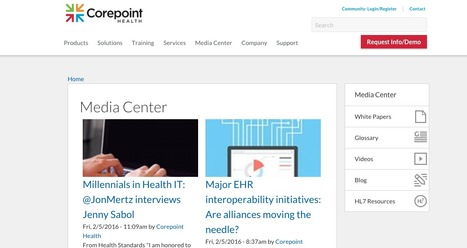 Corepoint Health | Showcase of custom topics | Scoop.it
