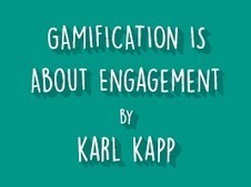 GAMIFICATION IS ABOUT ENGAGEMENT - Learnnovators | Games and education | Scoop.it