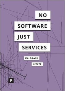 No hay ningún software, sólo hay Servicios: libro descargable | Maestr@s y redes de aprendizajes | Scoop.it