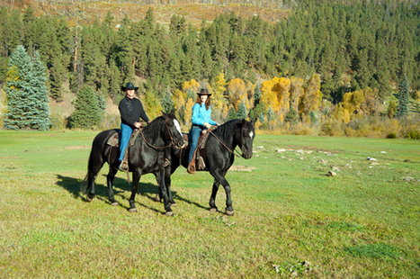 Dude Ranch Blog - Adult Only Dude Ranch Weeks Travel Deals - Equitrekking | Dude Ranch Vacations | Scoop.it