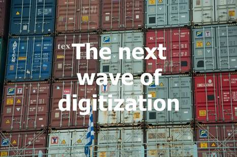 The next wave of digitization - Rapid period of change | Collaborative workforce | Scoop.it
