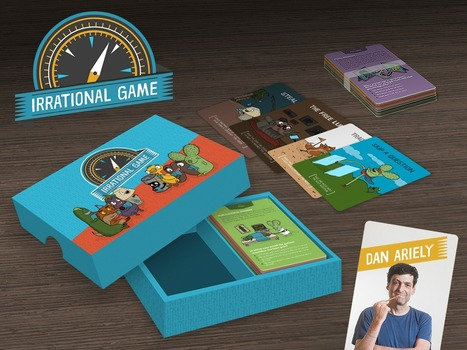 Dan Ariely's Irrational Card Game! | Bounded Rationality and Beyond | Scoop.it