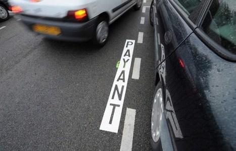 Marseille : paiement du stationnement grâce au smartphone, nouvel outil contre le stationnement anarchique. | Smart Mobility | Scoop.it