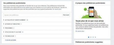 Facebook va contourner votre adblocker et forcer l'affichage de la publicité   Smartphones et réseaux sociaux   Scoop.it