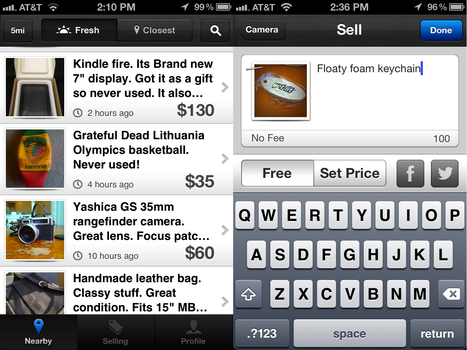 How to Use Your iPhone to Host a Yardsale | Wired Gadget Lab | How to Use an iPhone Well | Scoop.it