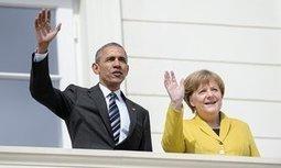 Barack Obama hails Angela Merkel over handling of refugees | Angelika's German Magazine | Scoop.it