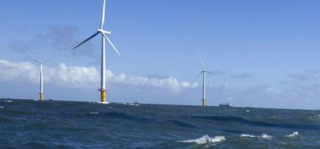 Royaume-Uni : inauguration du plus grand parc éolien offshore du ... | Veille_énergie éolienne | Scoop.it
